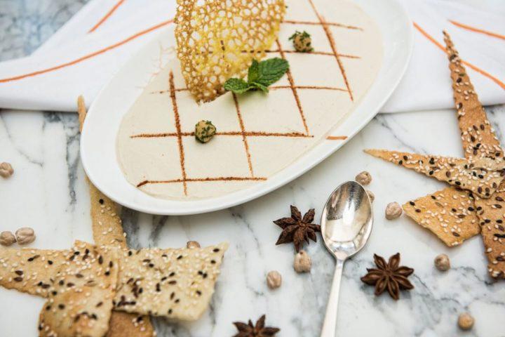 Le Patio Hummus Luxe Diary