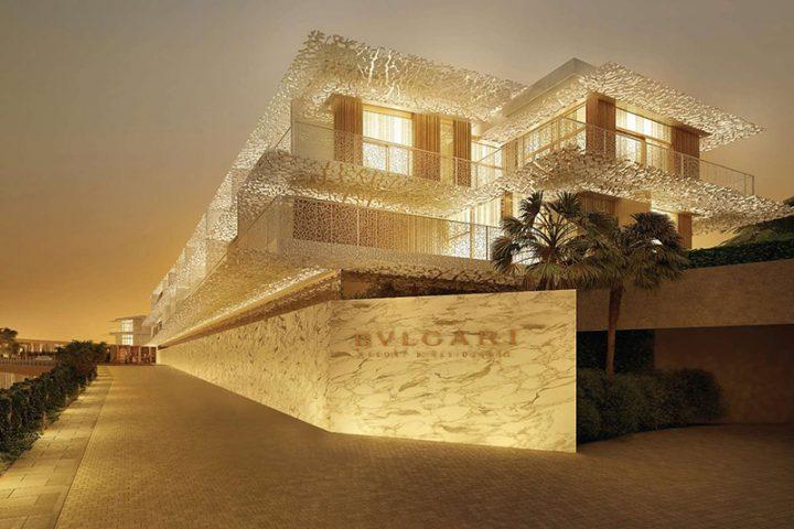 Bulgari Hotel Resort Dubai in The Luxe Diary
