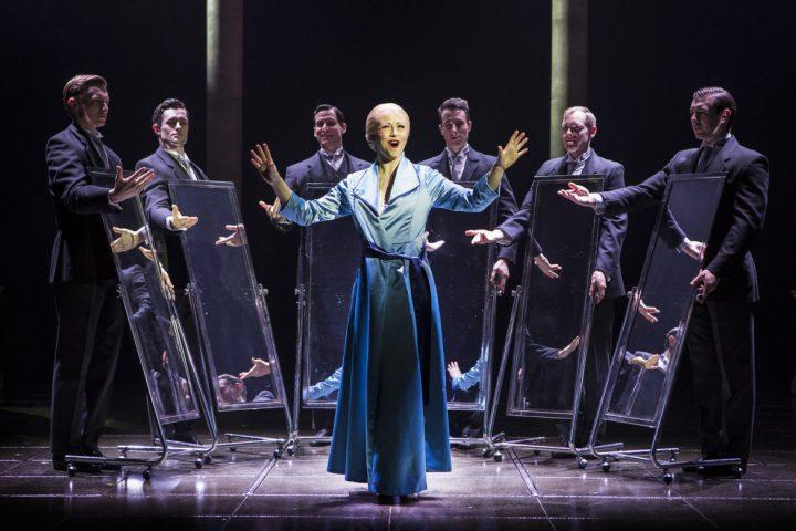 Evita Show Dubai Opera Luxe Diary