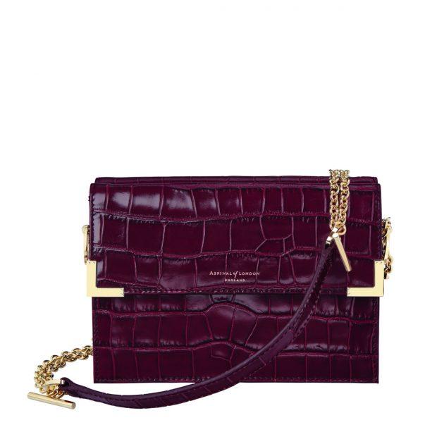 Chelsea Bag Bordeaux - Aspinal SS18