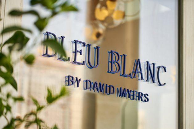 Renaissance Hotel Bleu Blanc Chef's Table Dubai Film Festival Luxe Diary David Myers