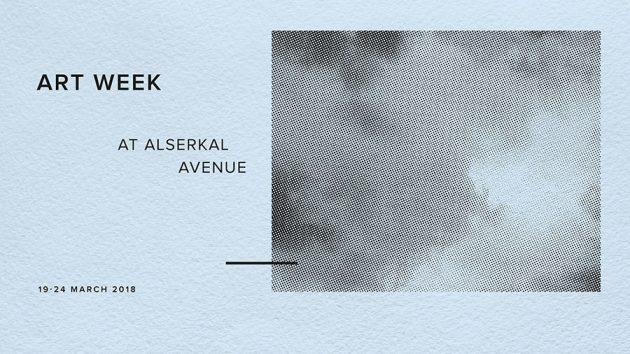 Art Week Alserkal Avenue