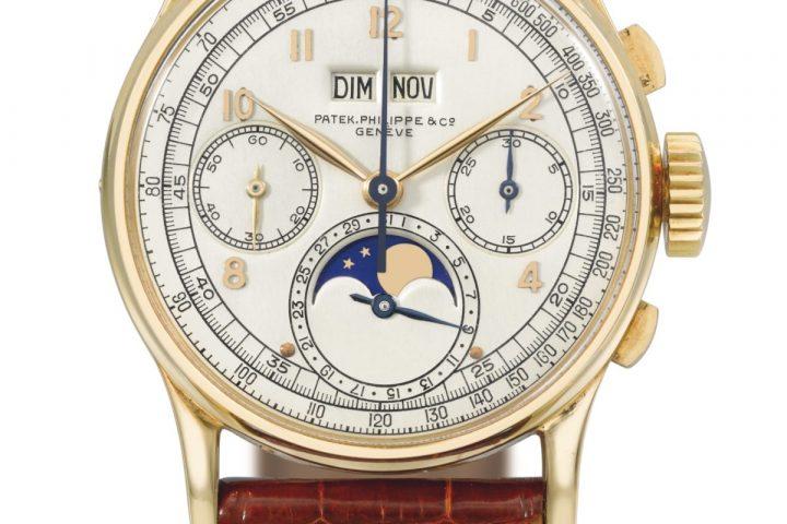 King Farouk's Patek Philippe - Christies Dubai Watch Auction