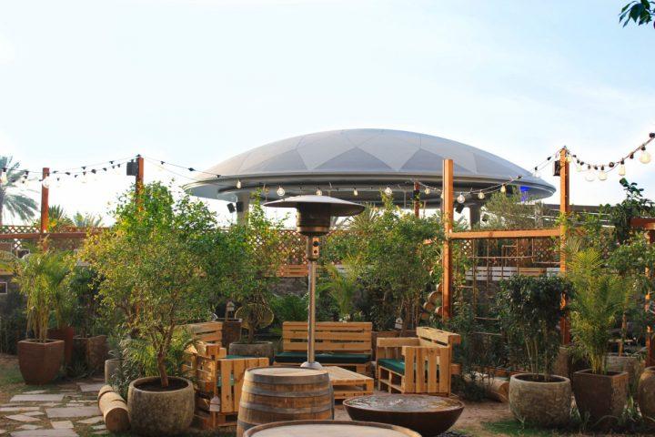 The Garden | Pop-Up | Dubai | Royal Meridien | The Luxe Diary