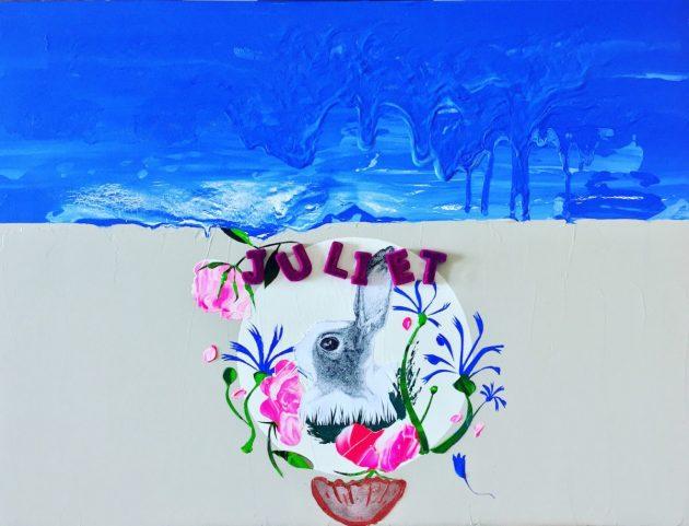 Nika Silva - Birth Of Beach Bunny | World Art Dubai Opens Today | The Luxe Diary