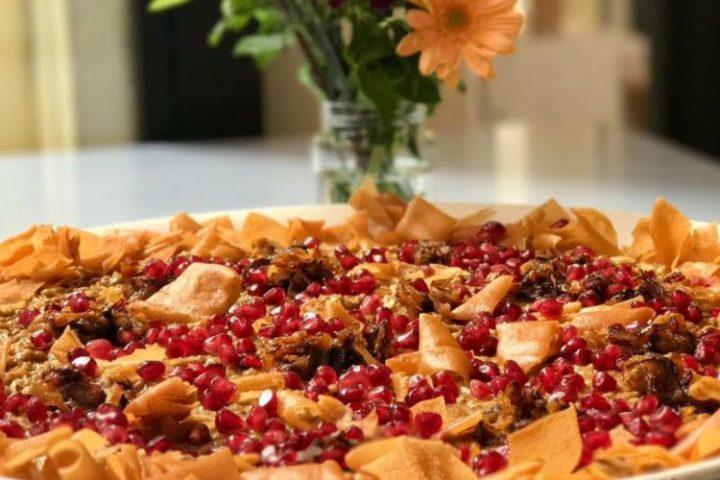 Alserkal Iftar Talwet Lebanese Food Ramadan | The Luxe Diary