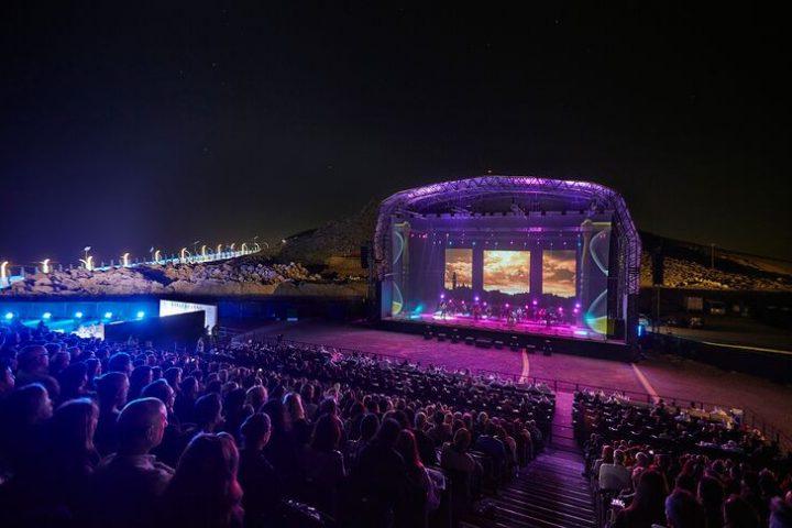 Ras Al Khaimah Exclusive Rock VS Classic Concert on top of Jebel Jais | The Luxe Diary