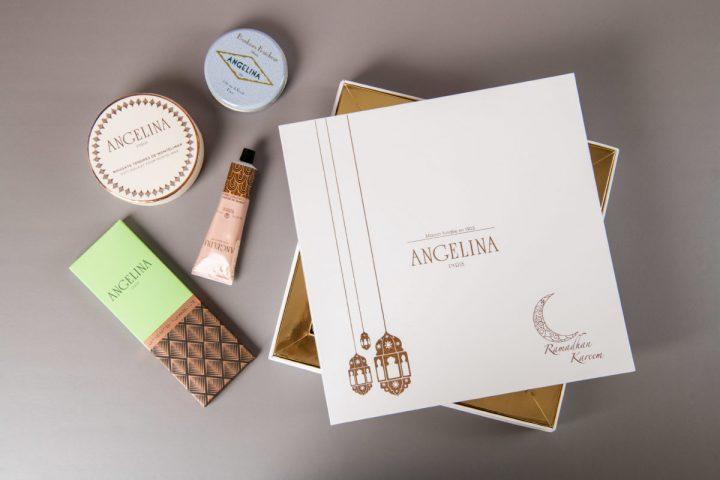 Angelina Paris Ramadan Boxes & Treats at Dubai Mall | The Luxe Diary