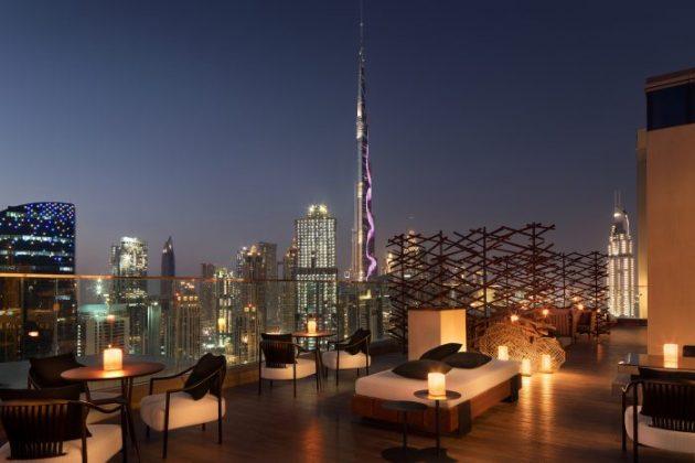 Mami Umami Luxe Diary Review Burj Khalifa